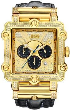 JBW Phantom Chronograph Dial Diamond Men's Watch