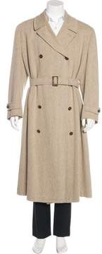 Hermes Wool Trench Coat