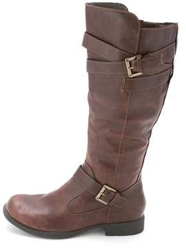 b.ø.c. Womens Mays Round Toe Knee High Fashion Boots.