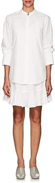 Derek Lam 10 Crosby Women's 2-In-1 Cotton Poplin Dress
