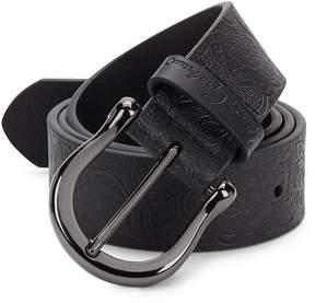 Robert Graham Men's Vince Leather Belt