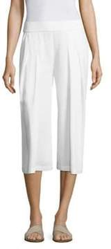 Eileen Fisher Pleated Culottes