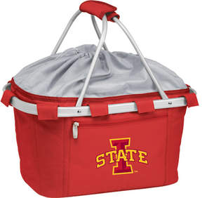 Picnic Time Metro Basket Iowa State Cyclones Embroidered