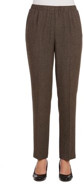 Allison Daley Pull-On Modern Straight Leg Pants