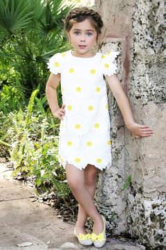 Halabaloo Daisy Lace Dress