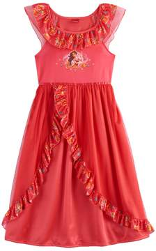 Disney Disney's Elena of Avalor Girls 4-8 Fantasy Nightgown