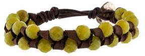 Chan Luu Serpentine Bead Wrap Bracelet