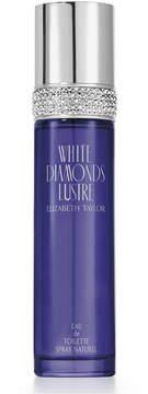 Elizabeth Taylor White Diamonds Lustre Eau de Toilette, 3.3 oz