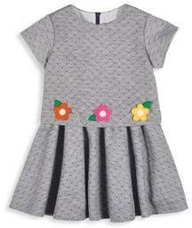 Florence Eiseman Toddler's & Little Girl's Popover Dress
