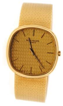 Patek Philippe Ellipse 18K Yellow Gold Watch