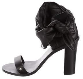 IRO Edrera Leather Sandals