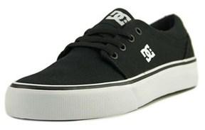 DC Trase Tx Youth Us 4.5 Black Skate Shoe.