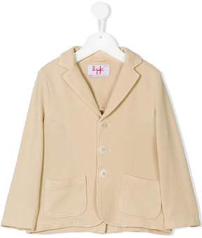 Il Gufo textured classic blazer