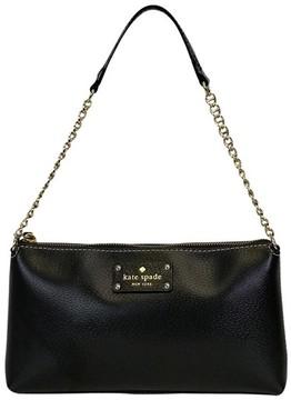 Kate Spade Small Black Shoulder Bag - BLACK - STYLE