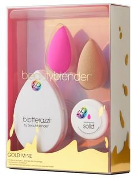Beautyblender Gold Mine Makeup Sponge Applicator & Cleanser Set