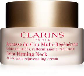 Clarins Extra-Firming Neck Anti-Wrinkle Rejuvenating Cream, 1.6 oz