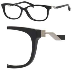 Fendi Eyeglasses Ff 233 0807 Black