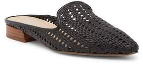Franco Sarto Sorello Woven Leather Pointed Toe Mule