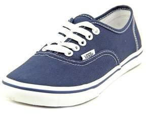 Vans Authentic Lo Pro Women US 8 Blue Sneakers