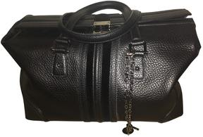 Gucci Leather satchel - BLACK - STYLE
