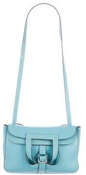 Hermes 2015 Clemence Halzan 31 Bag - BLUE - STYLE