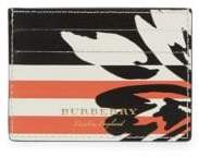 Burberry Printed Card Case