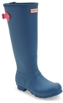 Hunter Women's Adjustable Calf Rain Boot