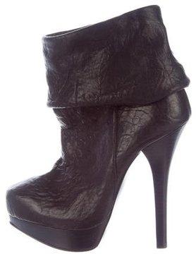 Thomas Wylde Platform Ankle Boots
