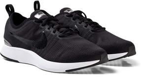 Nike Black and White Dualtone Racer Shoes