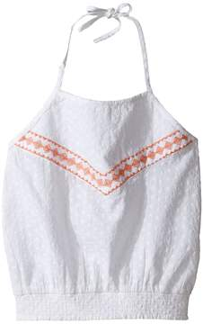 O Mabel Woven Tank Top (Toddler/Little Kids)