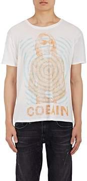 R 13 Men's thedrop@barneys: Cobain Graphic Cotton-Cashmere T-Shirt