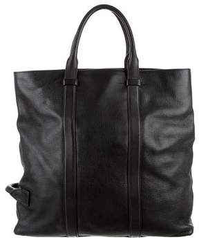 Tom Ford Grain Leather Tote