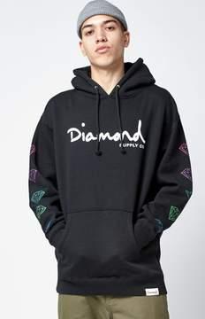Diamond Supply Co. OG Multi Brilliant Pullover Hoodie
