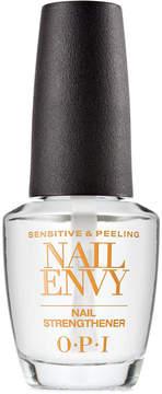 OPI Nail Envy Natural Nail Strengthener, Sensitive & Peeling, 0.5 fl oz