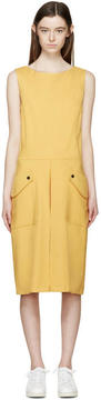 Aalto Yellow Tailored Jumpsuit