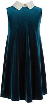 Copper Key Big Girls 7-16 Velvet Dress