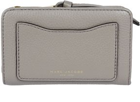 Marc Jacobs Recruit Continental Wallet - GREY - STYLE