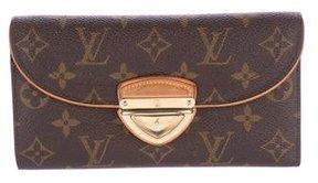 Louis Vuitton Monogram Eugenie Wallet - BROWN - STYLE