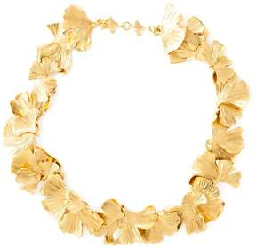 Aurelie Bidermann ginkgo necklace