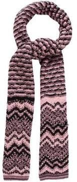 Missoni Patterned Wool Scarf
