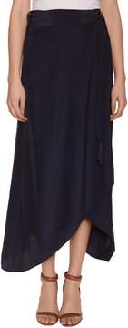 Calypso St. Barth Women's Durna Solid Long Skirt