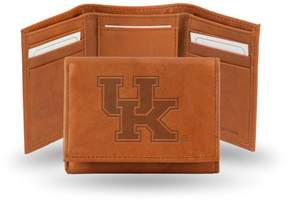 Rico NCAA Embossed Leather Trifold Wallet - Kentucky