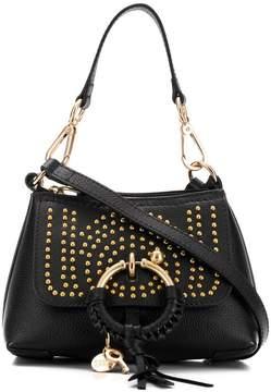 See by Chloe studded shoulder bag