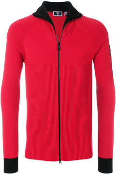 Rossignol zip up cardigan