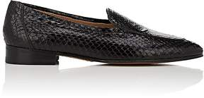 The Row Women's Adam Snakeskin Loafers