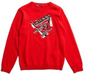 GUESS Logo Sweatshirt (8-18)