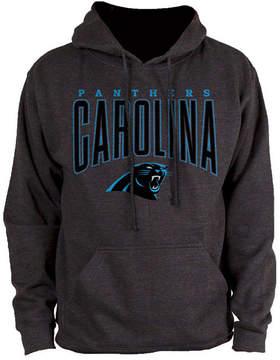 Authentic Nfl Apparel Men's Carolina Panthers Defensive Line Hoodie