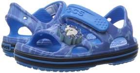 Crocs Crocband II LED Sandal (Toddler/Little Kid)