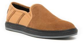 English Laundry York Suede & Leather Slip-On Sneaker