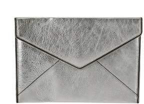 Rebecca Minkoff Clutch Shoulder Bag Women - SILVER - STYLE